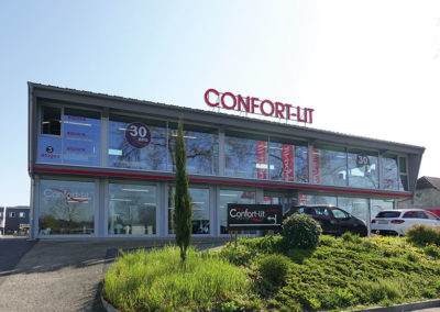 Confort Lit  à Yverdon-les-Bains