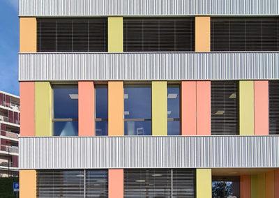 Structure collège du Rionzi