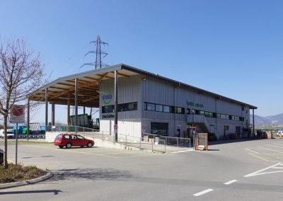 La maison du déchet –  STRID SA, Yverdon-les-Bains
