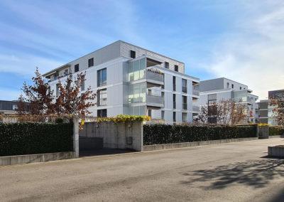 Quartier Maillefer I – II – III à Lausanne