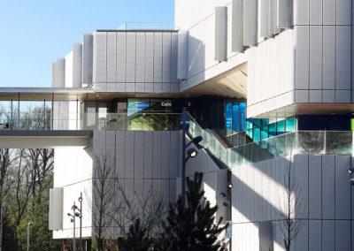façade Résidence étudiants du Grand Morillon