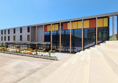 Collège ASPAIRE à Gilly