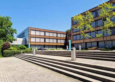 Gymnase d'Yverdon-les-Bains