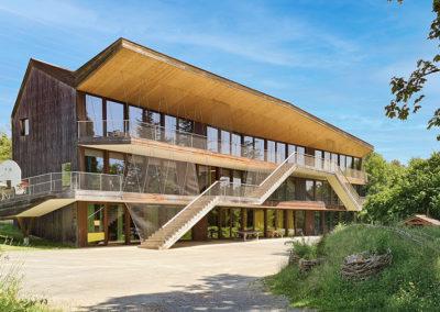 Ecole Rudolf Steiner à Bois-Genoud, Crissier